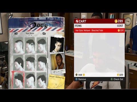 Nba 2k18 mycareer new haircut prices 100 vc per haircut youtube nba 2k18 mycareer new haircut prices 100 vc per haircut winobraniefo Gallery