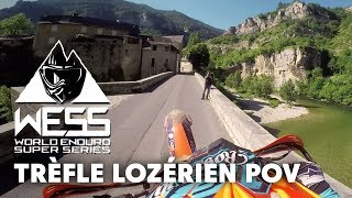 Paul Bolton races out to the southern French countryside. |Trèfle Lozérien AMV 2018
