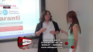 Almanca A1 Kursu Ankara