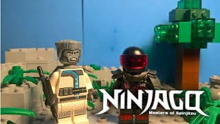 Lego Ninjago The Resurrection Episode 2 The Chase