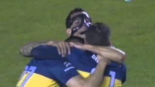 Gol de Calleri - Racing 1-1 Boca