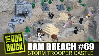 LEGO Dam Breach #69 - Storm Trooper Castle