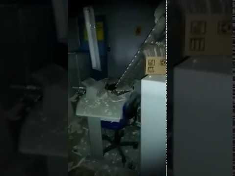 Explosão Banco do Brasil João Alfredo