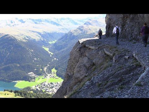 Davos, Switzerland - Hike to Strelapass