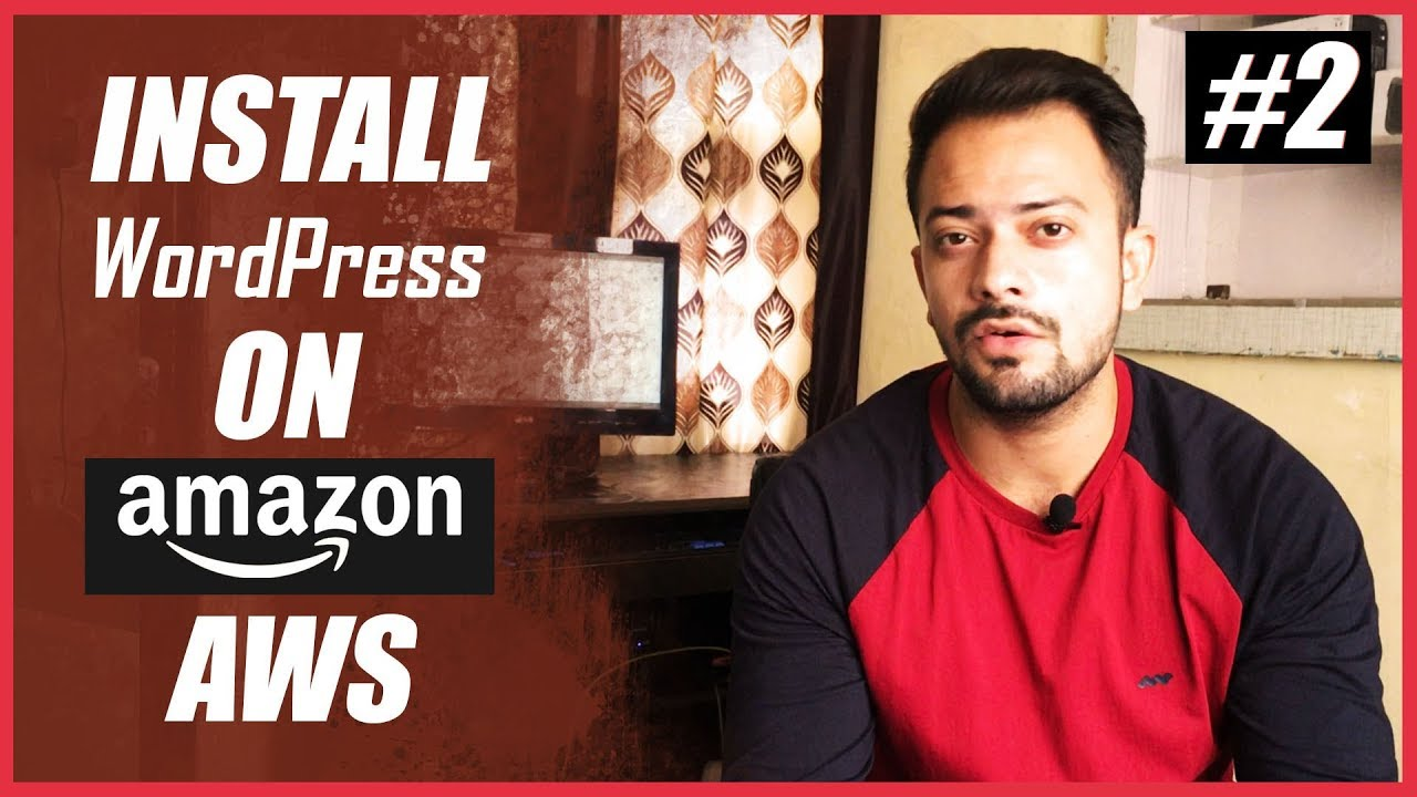 [#2] How to Install WordPress in AWS - Free amazon AWS Hosting