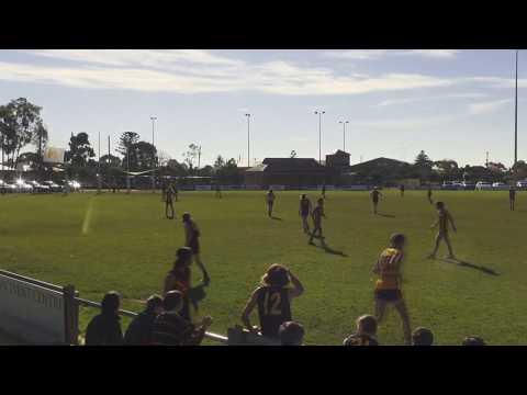 2016 SJC Football - Year 10 Grand Final v St Bernard's