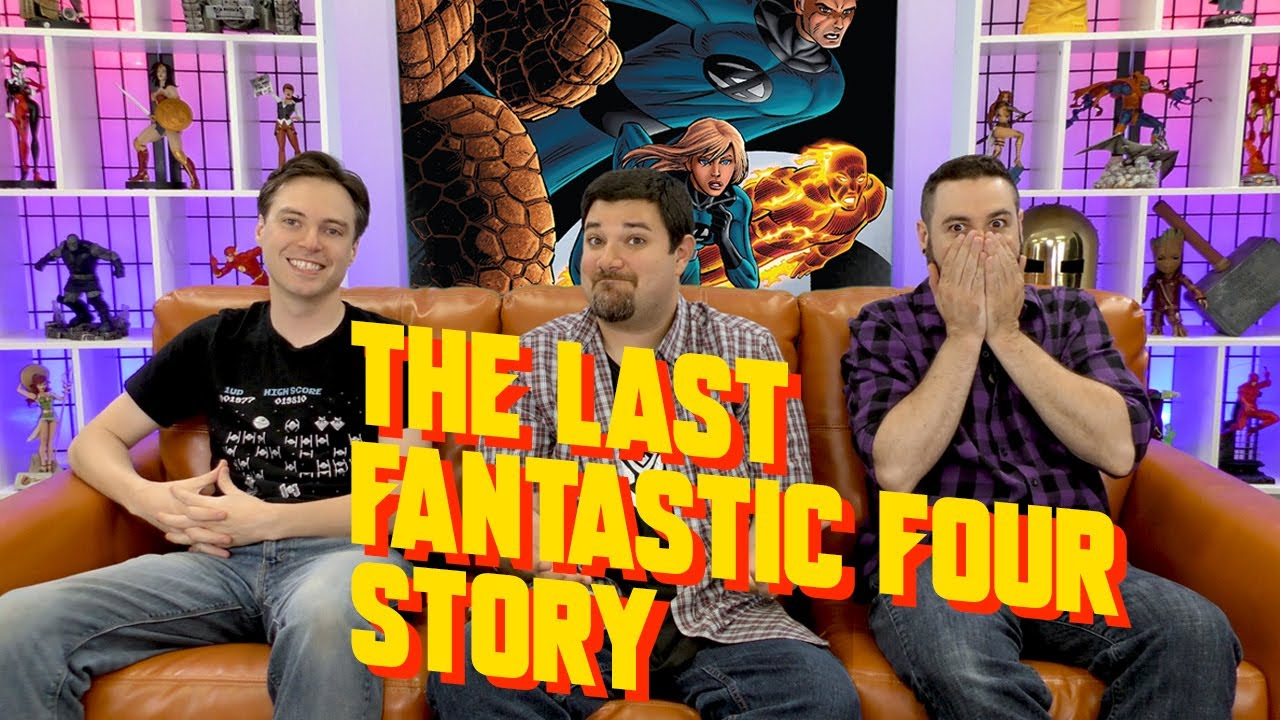 Stan Lee's Last Fantastic Four Story   Back Issues