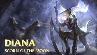 Diana - League of Legends Champion Spotlight Video