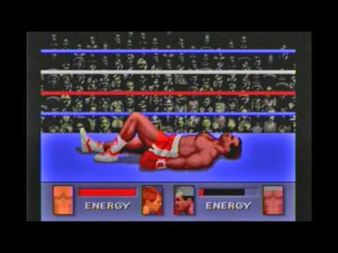 Sega Genesis Boxing Games Review remake