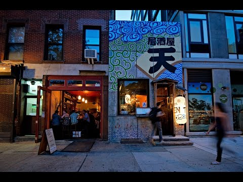 Top 5 Japanese Restaurants In New York City