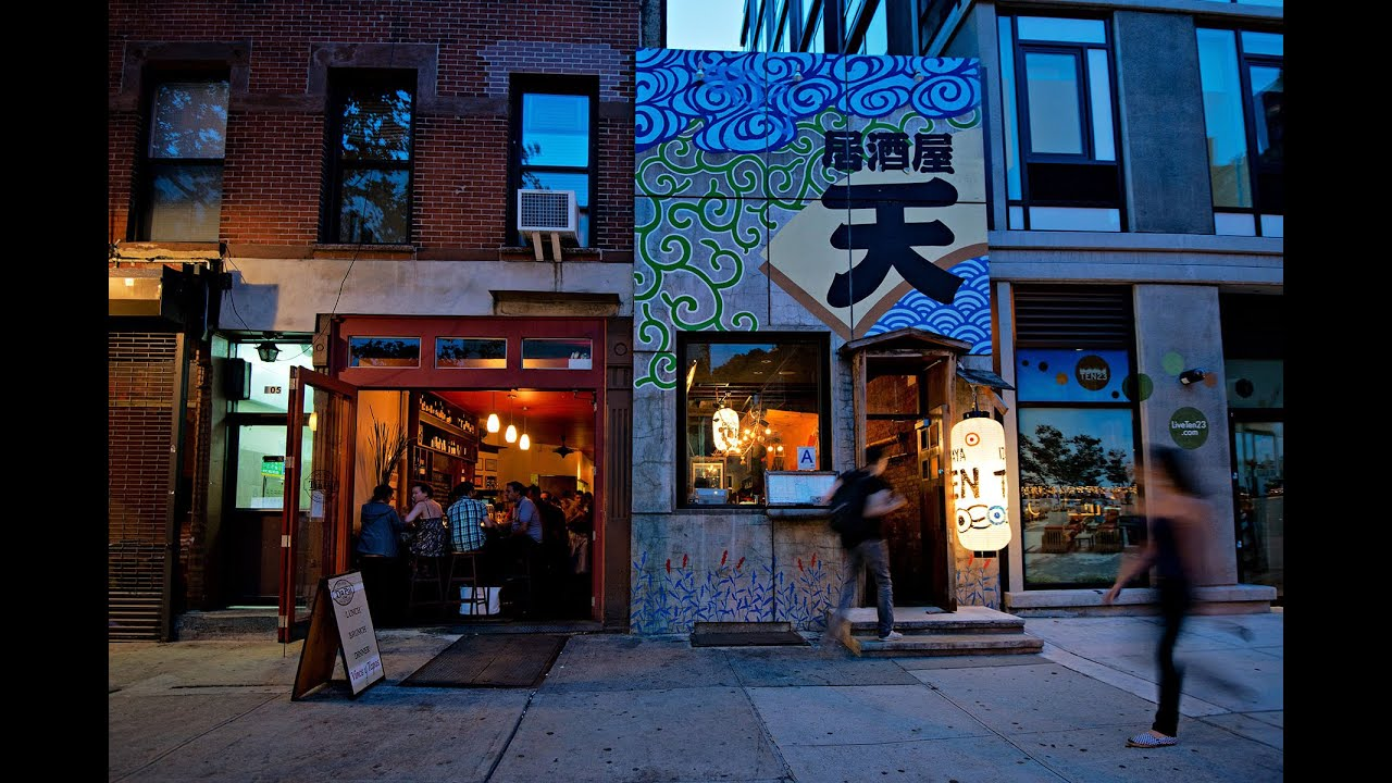 Top 5 Anese Restaurants In New York City