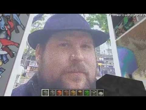 Amazing Minecraft Creation:Markus Persson(Notch)