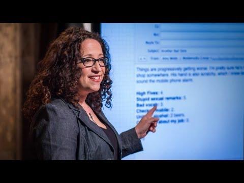 Amy Webb: Wie ich das Online-Dating neu erfand