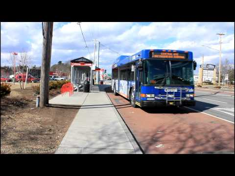 CDTA (Albany): Route 1, 90 and BRT 905 at Colonie Center & NY State Route 5