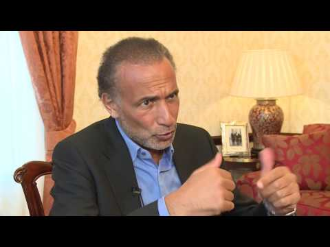 Tariq Ramadan interview Lithuanian Television