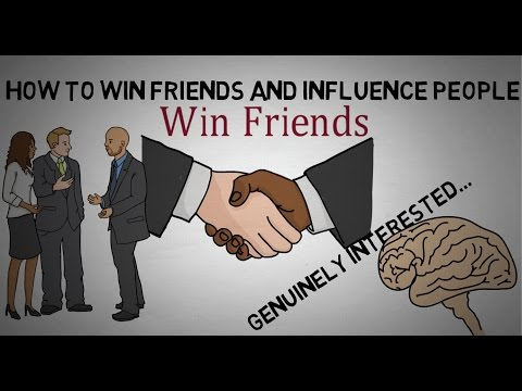 How To Win Friends And Influence People Summary