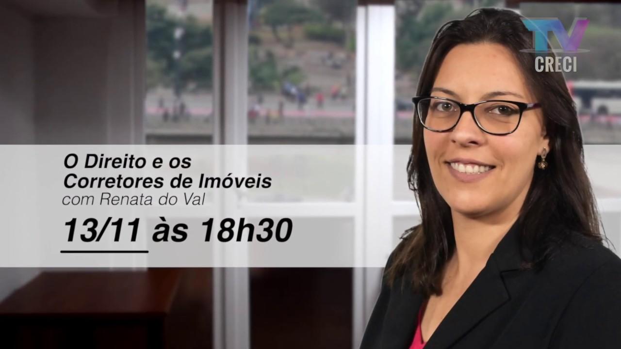 Direitos dos corretores de imóveis - quarta nobre crecisp