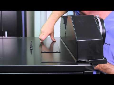 Rackmount Solutions: Ucoustic Server Rack Ventilation Install