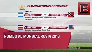 Partidos de las eliminatorias de la Concacaf