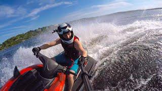 The Lake Life! How to Drive a Waverunner/Jet Ski Video