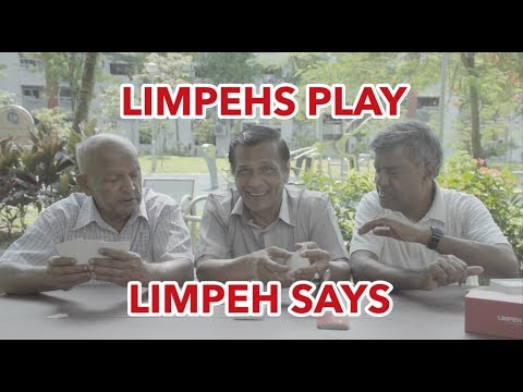 Limpehs Play Limpeh Says