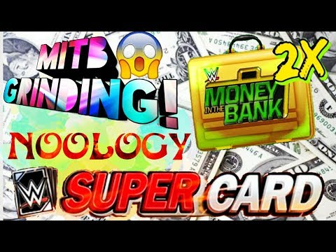 Noology WWE Supercard Season 3 - Money In The Bank