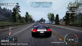 Эволюция серии игр Need For Speed 1994-2017|Evolution of Need for Speed Games 1994-2017