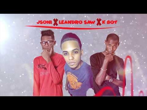 Jsoni X Leandro Saw X Kboy - Quedate Conmigo (Video Lyric Ofical)