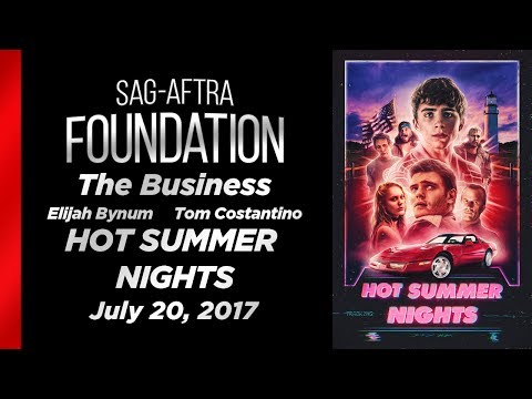 The Business: Q&A with HOT SUMMER NIGHTS