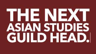 Catalyst 2.0: The Asian Studies Society Guildhead Recruitment 2015