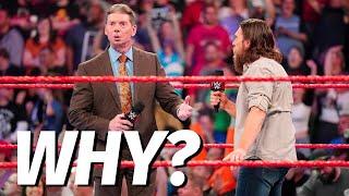 Why WWE's