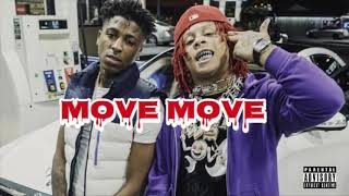Move Move - Trippie Redd (feat. NBA Youngboy) UNRELEASED