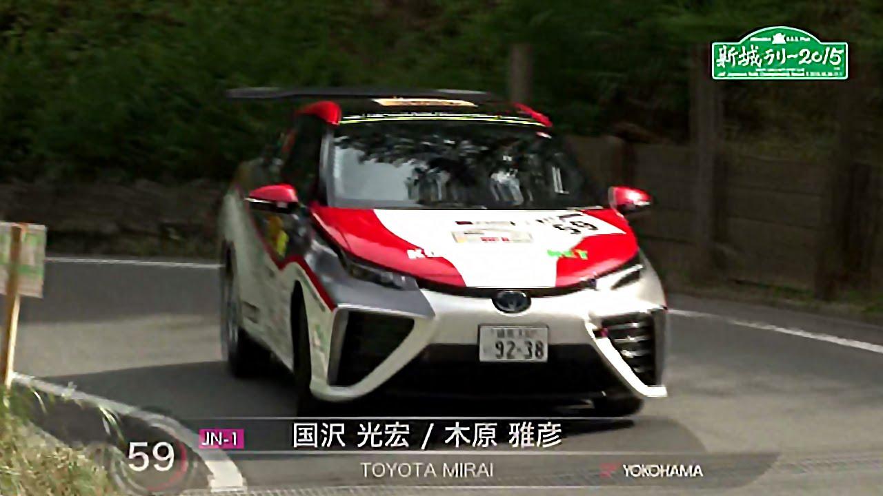 [J SPORTS] 2015 Japanese championship Rd.9 Shinshiro Rally - 全日本ラリー Rd.9 新城ラリー