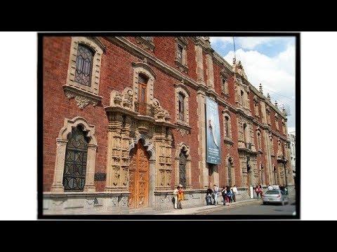 El antiguo Colegio de San Ildefonso de Ciudad de México por Luis Eduardo Garzón