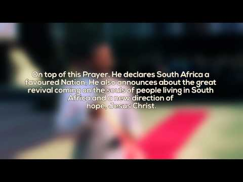 Prayer for South Africa-Prophet Shepherd Bushiri