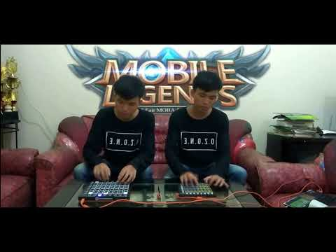 Mobile Legends Soundtrack (Remix) [Launchpad Cover]