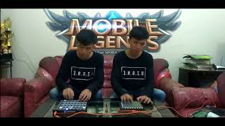 Mobile Legends Soundtrack Remix Launchpad Cover