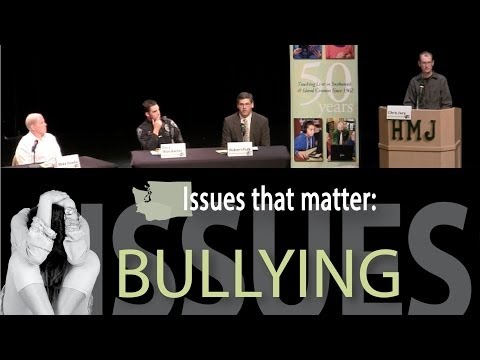 Issues That Matter: Bullying (Mill Creek)