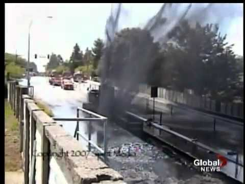 Oil Companies Plead Guilty To Burnaby Oil Spill Youtube