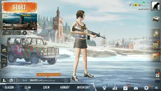 Pubg mobile new update snow map