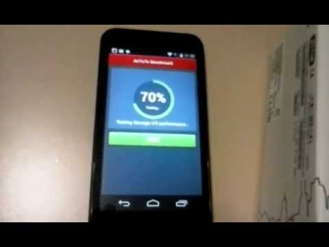 ZTE BLADE Apex2: AnTuTu Benchmark test by Angelo, Gianna and Nicla :)