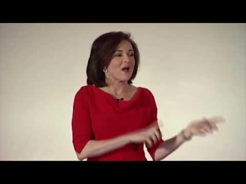 Sheryl Sandberg (MBA 1995) speaks at the HBS W50 Summit ...