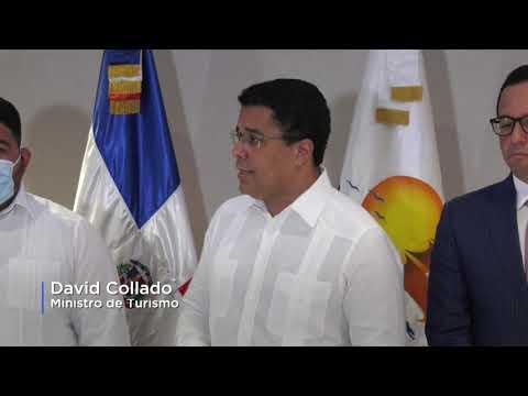 Mitur firma acuerdo Plan Municipal de Ordenamiento Territorial Pedernales | @TurismoRD