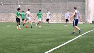 Philips VI vs G. Mistral I - 1ra fecha B Permanencia 2012