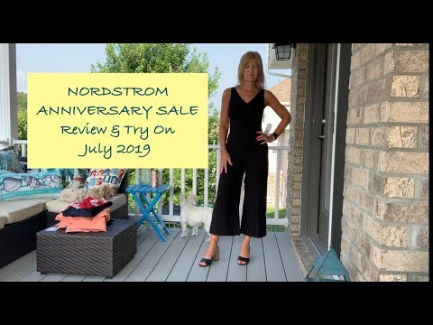 Nordstrom Anniversary Sale - July 2019: Review & Try On...great deals, how did they work out?😊🛍🛍