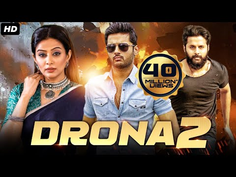 Drona 2 2016 South Dubbed Hindi Full Movie  Nitin, Priyamani, Rakhi Sawant