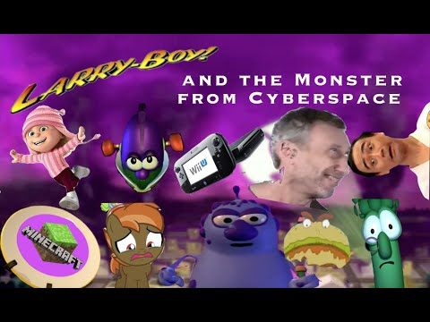 YTP - LarryBoy and the Monster From Cyberspace