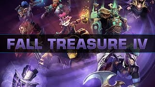 Dota 2 Fall Treasure IV (+opening)