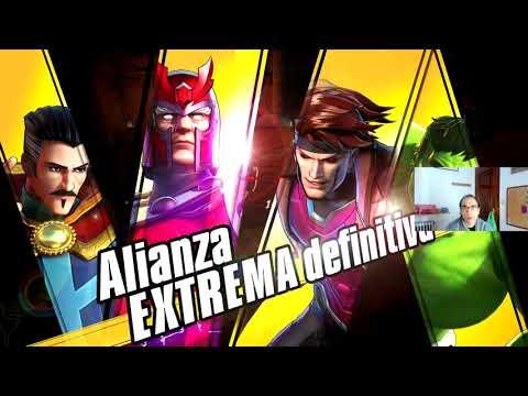 Marvel Ultimate Alliance 3: The Black Order NSW Ep 23 Dlc Shadow Of Doom Pt 1