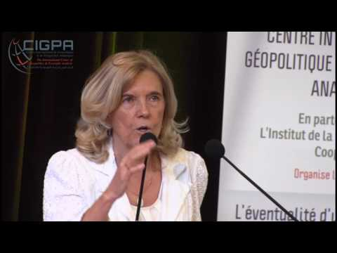 Rosine Ghawji  Colloque CIGPA 25/03/2017 Paris
